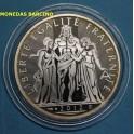 2012 - FRANCIA - 10 EUROS - HERCULES - PLATA