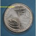 2004 - ITALIA - 5 EUROS -  TELEVISION -PLATA