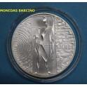 2003 - ITALIA - 5 EUROS -  LAVORO -PLATA