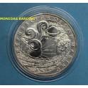 2009 - SAN MARINO - 5  EUROS - ASTRONOMIA
