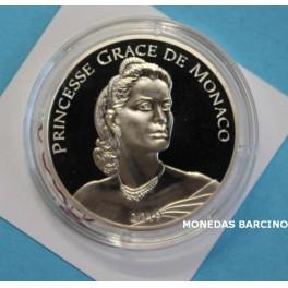 2019 - MONACO - 10 EUROS - PRINCESA GRACE - PROOF