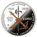 2020-España-10-euros-La Legion Española