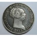 1853 - SEVILLA - 10 REALES - ISABEL II- ESPAÑA
