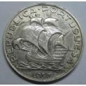 1937  - 10  ESCUDOS - REPUBLICA PORTUGUESA