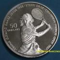 1987 - STEFFI GRAF - 50 DOLLARS - NIUE