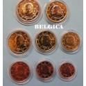 2004 - BELGICA - EUROS - COLECCION