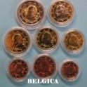 2005 - BELGICA - EUROS - COLECCION