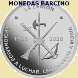 2020 - LA LEGION - MEDALLA - ESPAÑA