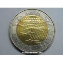 2007 - INDEPENDENCIA - 5 EUROS - FINLANDIA - BIMETALICA