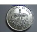1979  - CUBA -  20 PESOS -  LA HABANA- CUMBRE - ISLA BONITA - CARIBE
