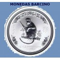 2004 - MONKEY - 50 CENTS - AUSTRALIA - 1/2ONZA