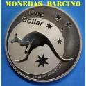 2005 -  AUSTRALIA -  ONZA - DOLLAR - KANGURO