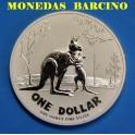 2007 -  AUSTRALIA -  ONZA - DOLLAR - KANGURO