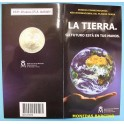 2008 -ESPAÑA - 12 EUROS - PLATA - PLANETA TIERRA- JUAN CARLOS I