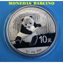2014 - CHINA - 1 ONZA - 10 YUAN - OSO PANDA