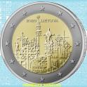 2020 - COLINA DE LAS CRUCES  - 2  EUROS - LITUANIA