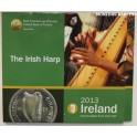 2013 - IRLANDA - EUROS - ARPA IRLANDESA - EIRE