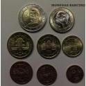 2008 - AUSTRIA - EUROS - 8 MONEDAS