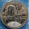 2006 - COLON - 12 EUROS - ESPAÑA - PLATA