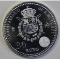 2013 - 75 ANIVERSARIO - 30 EUROS - ESPAÑA - PLATA