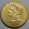 1880-5-dollars-estados-unidos-liberty-head