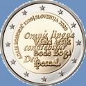 2020 -ADAM BOHORIC - 2 EUROS - ESLOVENIA