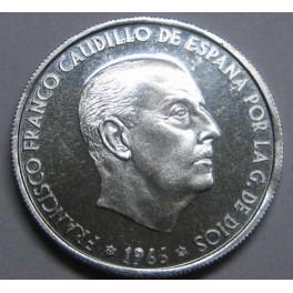 1966 -19 70 - 50 CENTIMOS -  FRANCO - ESTADO ESPAÑOL