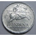 1953- 5 CENTIMOS - MADRID - ESTADO ESPAÑOL - FRANCO