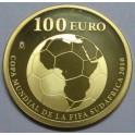2009 - SUDAFRICA - COPA MUNDIAL FIFA - 100 EUROS