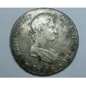 1808 - SEVILLA - 8 REALES - FERNANDO VII