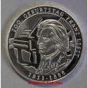 2011 - FRANZ LISZT - 10 EUROS - ALEMANIA - PLATA