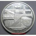 2002 - METRO- 10 EUROS - ALEMANIA -PLATA