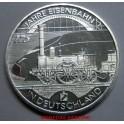 2010 - TREN - 10 EUROS - ALEMANIA -PLATA