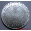 2004- UNION EUROPEA- 10 EUROS - ALEMANIA -PLATA