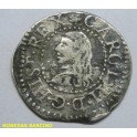 1682- BARCELONA - REAL CROAT - CARLOS II - PLATA