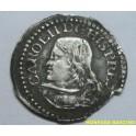 1693- BARCELONA - REAL CROAT - CARLOS II - PLATA