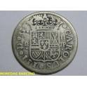 1759 - MADRID - 2 REALES- CARLOS III