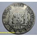 1770 - POTOSI - 2 REALES - CARLOS III