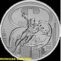 2021- BATMAN - 2 DOLLARS - NIUE -ONZA