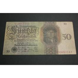 1925- ALEMANIA - 50 RENTENMARK - BILLETE- BANKNOTE