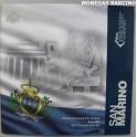 2012 - SAN MARINO - EUROS - 8 MONEDAS - BLISTER