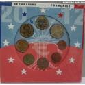 2012 - FRANCIA - EUROS - BLISTER - 8 MONEDAS