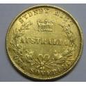 1862 - AUSTRALIA - SIDNEY MINT- VICTORIA