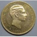1878 - ALFONSO XII - 10 PESETAS - EMM - ESPAÑA