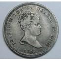 1836 - BARCELONA - 4 REALES - ISABEL II