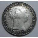 1852 - SEVILLA - 4 REALES - ISABEL II