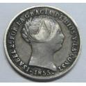 1855 - SEVILLA - 1 REAL - ISABEL II