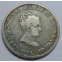 1851 - SEVILLA - 2 REALES - ISABEL II