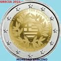 2021 - REVOLUCION - 2 EUROS - GRECIA