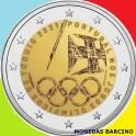 2021 -JUEGOS OLIMPICOS - 2 EUROS - PORTUGAL